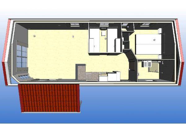 ferienhaus chalet bis 4 personen mit hund in norddeich. Black Bedroom Furniture Sets. Home Design Ideas