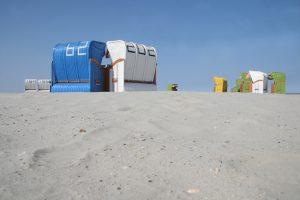 campingplatz direkt an nordsee strandkorb